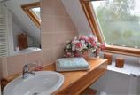 Image de la salle de bain de la chambre d'hôte Alizee